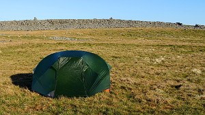 Pitch on Green Fell