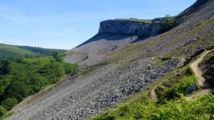 Eglwyseg crags